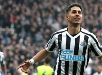 Newcastle United 2 - 0 Huddersfield Town