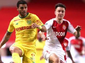 Monaco 1 - 0 Nantes