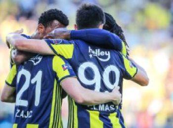 Fenerbahce 3 - 1 Antalyaspor