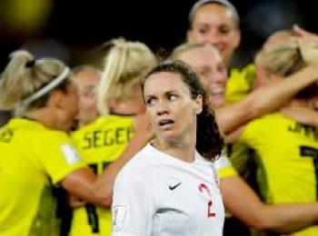 Sweden 1 - 0 Canada