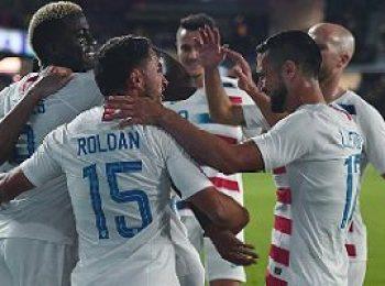 USA 1 - 0 Ecuador