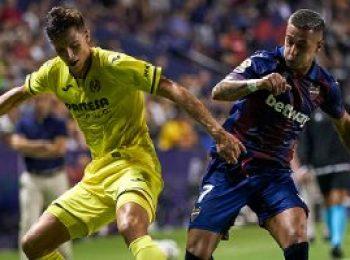 Levante 2 - 1 Villarreal