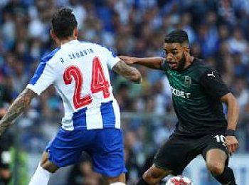 FC Porto 2 - 3 FC Krasnodar