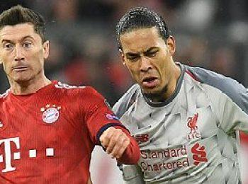 Bayern Munich 1 - 3 Liverpool
