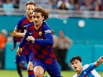 Barcelona 2 - 1 SSC Napoli
