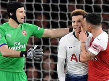 Arsenal 0 - 2 Tottenham Hotspur