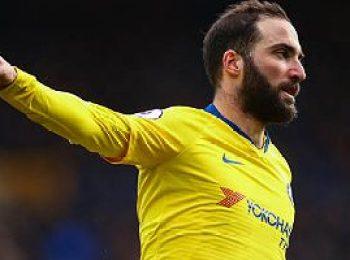 Everton 2 - 0 Chelsea
