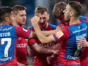 CSKA Moscow 2 - 0 Anzhi Makhachkala