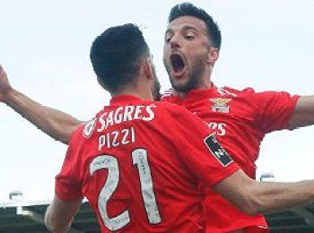Moreirense 0 - 4 Benfica