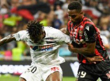 Nice 2 - 1 Amiens
