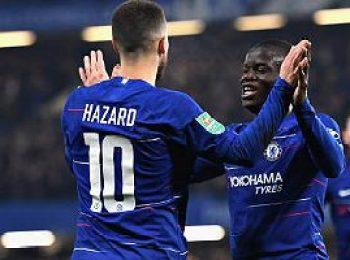 Chelsea 2 - 1 Tottenham Hotspur [PEN: 4-2]