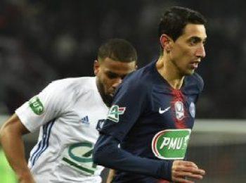Paris Saint-Germain 2 - 0 Strasbourg