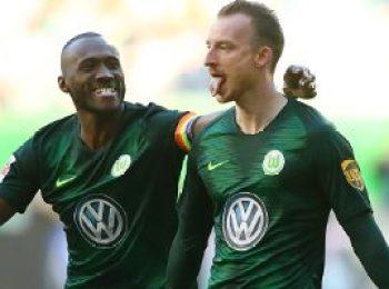 Wolfsburg 3 - 0 Mainz 05