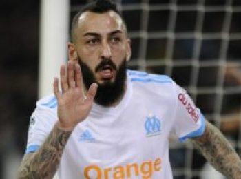 Dijon 1 - 2 Marseille