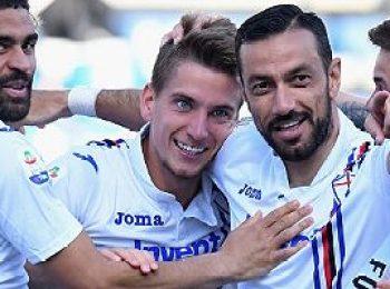 Sassuolo 3 - 5 Sampdoria