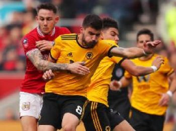 Bristol City 0 - 1 Wolverhampton Wanderers