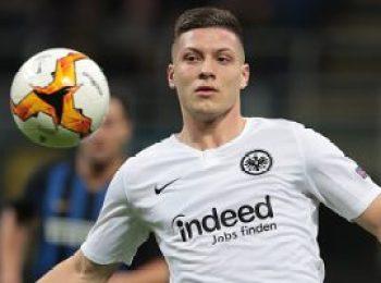 Inter 0 - 1 Eintracht Frankfurt