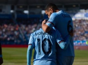 Montreal Impact 0 - 2 New York City FC