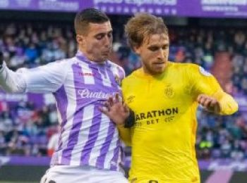 Real Valladolid 1 - 0 Girona