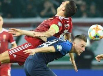 Slovakia 2 - 0 Hungary