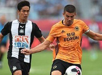 Newcastle United 0 - 4 Wolverhampton Wanderers