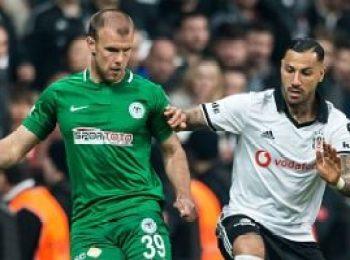 Besiktas 3 - 2 Konyaspor