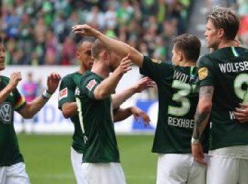 Wolfsburg 8 - 1 Augsburg