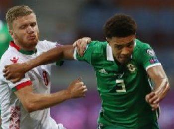 Belarus 0 - 1 N.Ireland