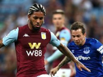 Aston Villa 2 - 0 Everton