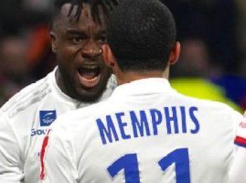Lyon 4 - 0 Caen