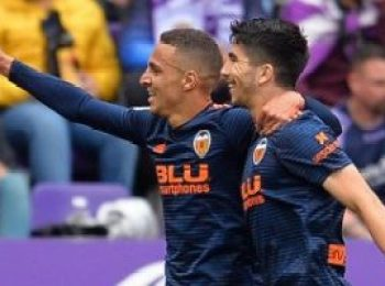 Real Valladolid 0 - 2 Valencia