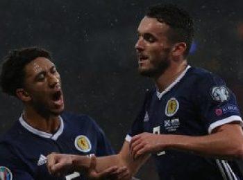 Scotland 6 - 0 San Marino