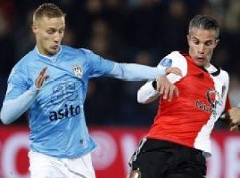 Feyenoord 2 - 1 Heracles
