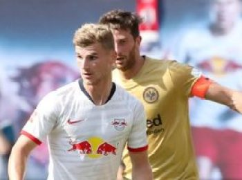 RasenBallsport Leipzig 2 - 1 Eintracht Frankfurt