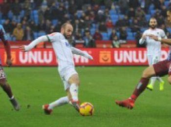 Trabzonspor 0 - 2 Alanyaspor