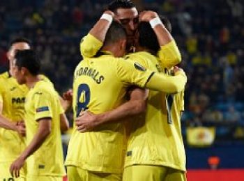 Villarreal 2 - 1 Zenit St. Petersburg