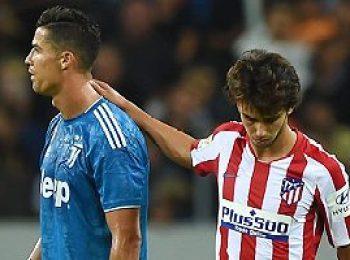 Atletico Madrid 2 - 1 Juventus