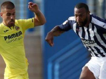 Villarreal 3 - 0 West Bromwich Albion