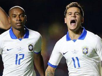 Brazil 3 - 0 Bolivia