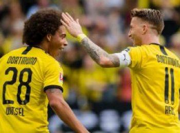 Borussia Dortmund 5 - 1 Augsburg