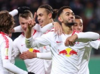 RasenBallsport Leipzig 1 - 0 Wolfsburg
