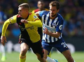 Watford 0 - 3 Brighton & Hove Albion
