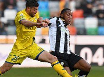 Udinese 1 - 0 Chievo Verona