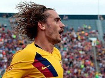 Barcelona 4 - 0 SSC Napoli