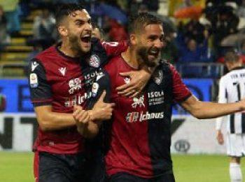 Cagliari 1 - 2 Udinese