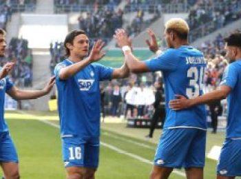 Hoffenheim 3 - 0 Hannover 96