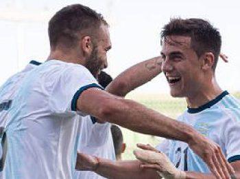 Argentina 6 - 1 Ecuador