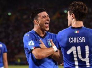 Italy U21 3 - 1 Spain U21