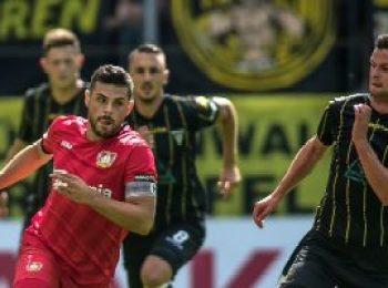 Alemannia Aachen 1 - 4 Bayer Leverkusen