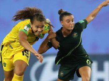 Jamaica 1 - 4 Australia